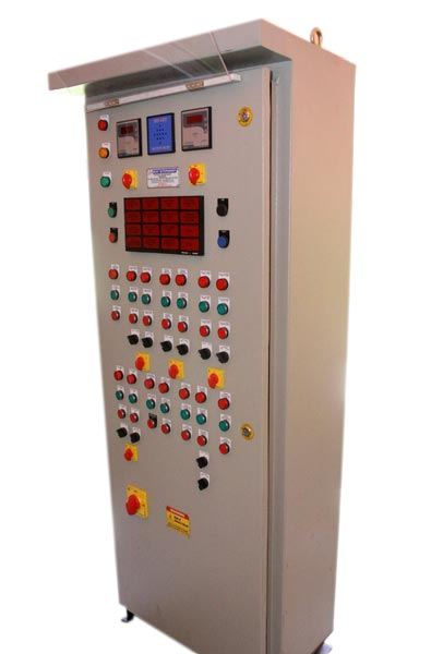 Water Treatment Control Panel