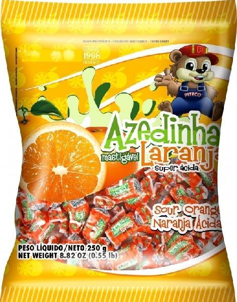 Azedinha Laranja Candy