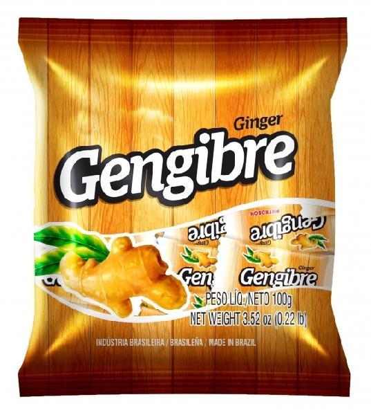 Gengibre Ginger Candy