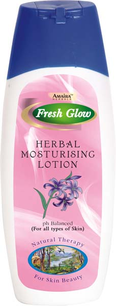 Herbal Moisturizing Body Lotion