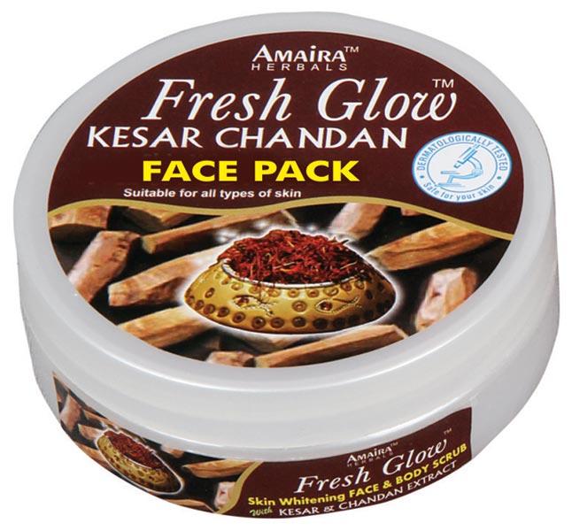 Kesar Chandan Face Pack