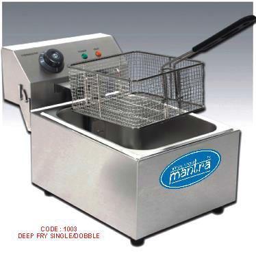 Single Deep Fryer