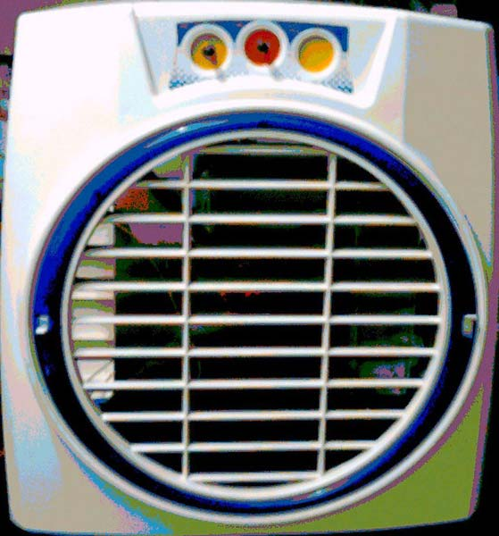 Solar Air Coolers with BLDC Motor