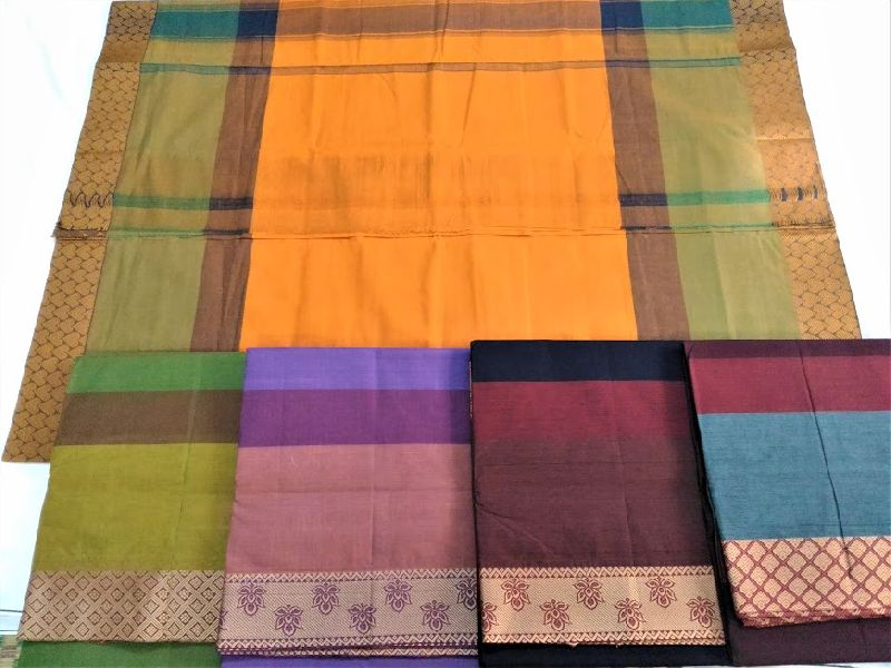 Chettinadu Cotton Sarees 01