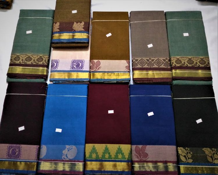 Chettinadu Cotton Sarees 14