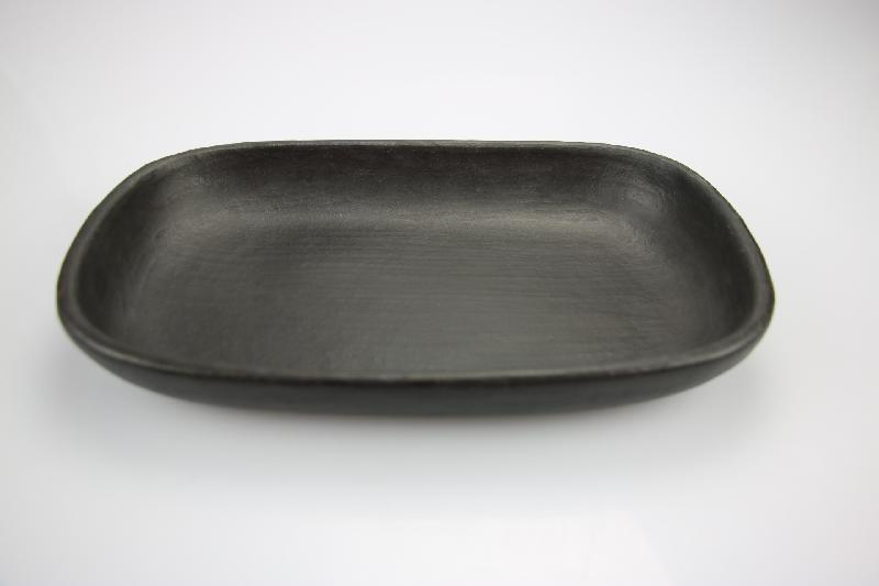 Black Stone Cooking Pot