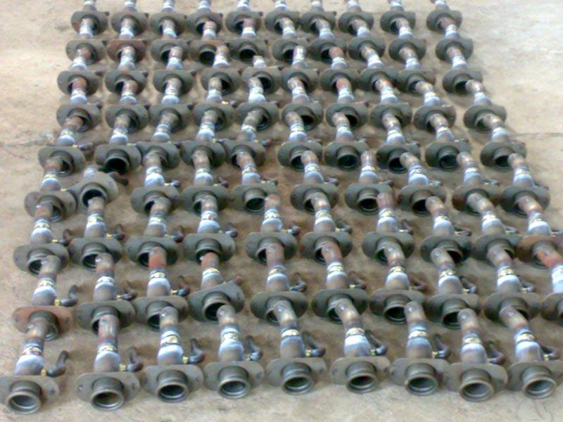 Tata Aria Fuel Filler Neck