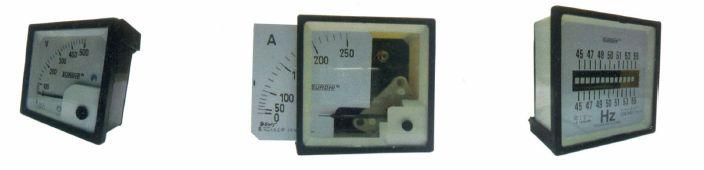 Analog Meter Needle : Needle panel meter dc voltage analog