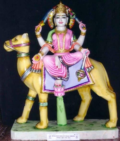 Dashama Statue