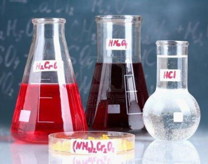 Organic & Inorganic Acids