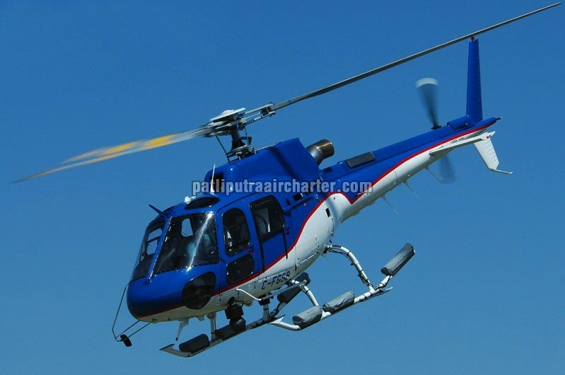 AS 350 B3 Helicopter Charter