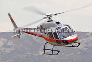 AS 355 Helicopter Charter