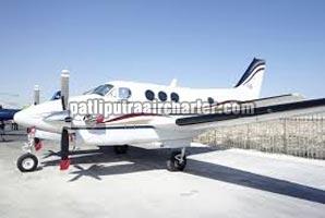 King Air C90A Aeroplane Charter