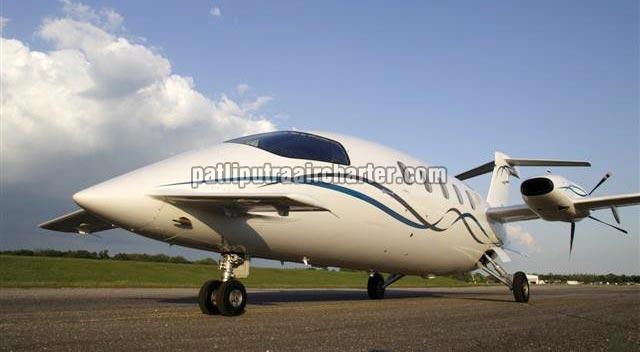 Piaggio Avanti P180 Charter
