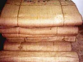 Laminated Hessian Cloth
