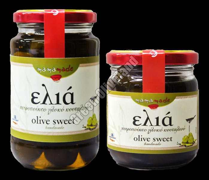 Green Olive Sweets