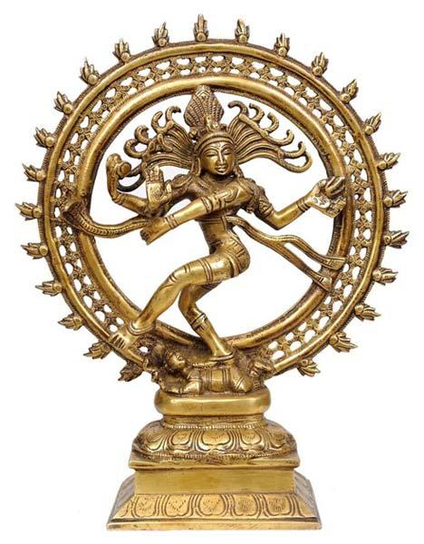 Brass Nataraja Statue