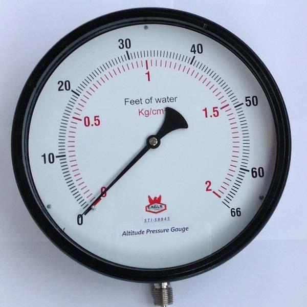 Altitude Pressure Gauge