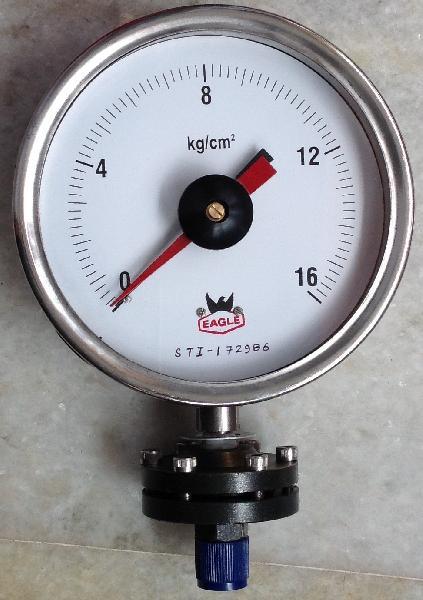 Chlorine Application Chemical Filled Gauges