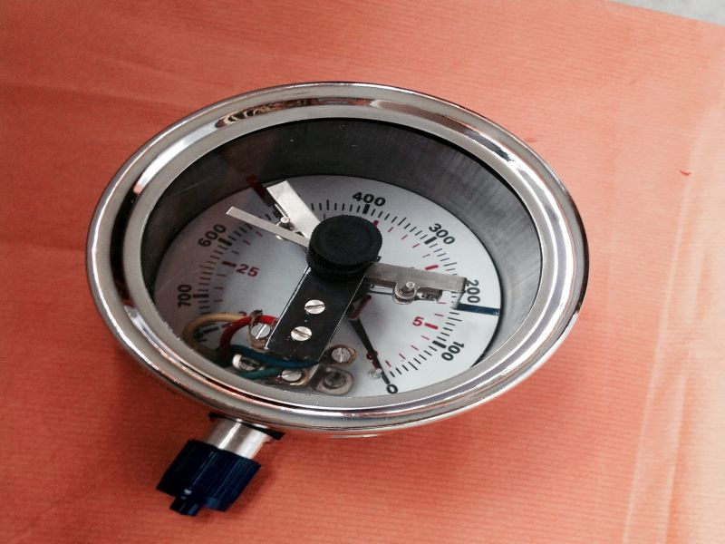 Electrical Contact Type Pressure Gauge,Electric Contact Gauge Suppliers