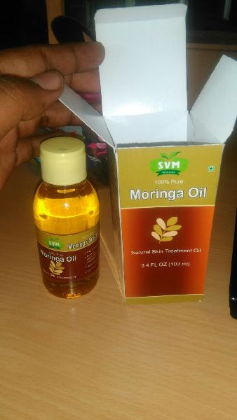 Nutritional Moringa Seed Oil