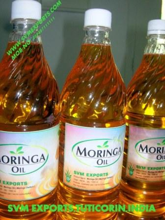 Supergenius Moringa Seed Oil