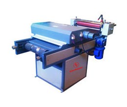 Digital Photo UV Coating And Curing Machine