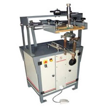 Round Screen Printing Machine ECO Model