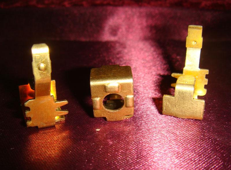 Brass J Clamp