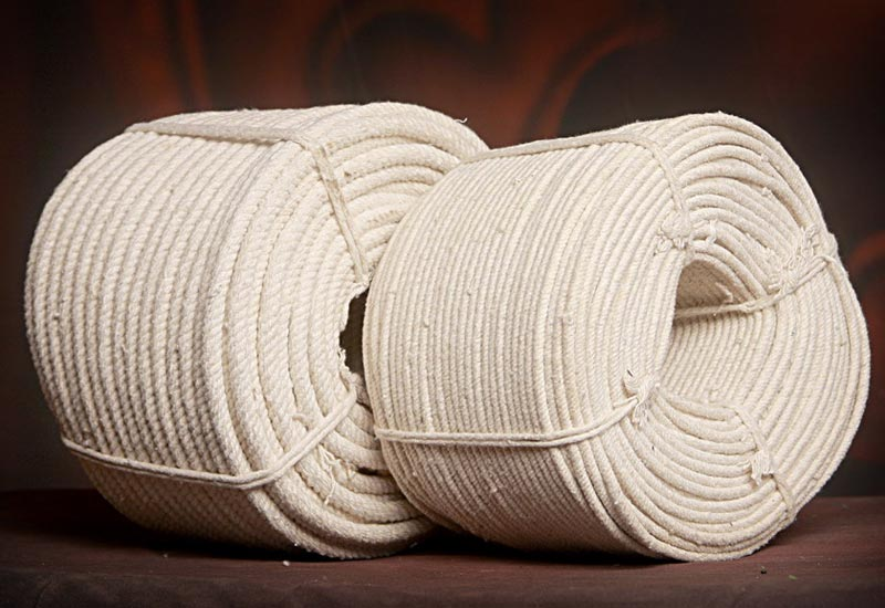Cotton Rope Coil
