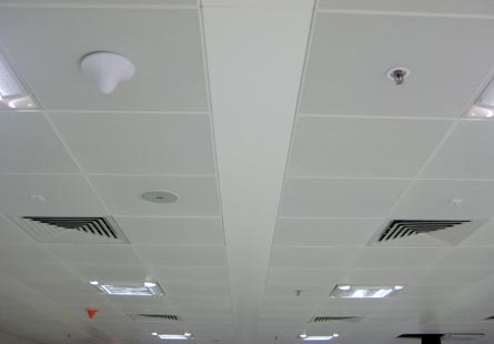 False Ceiling Fabrication