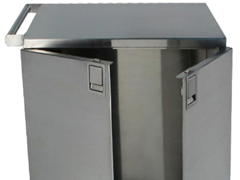 Stainless Steel Operating Room Case Carts