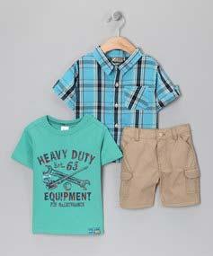 Boys Wear Set