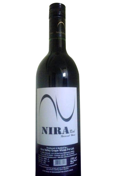 Nira Red Grapes Wine