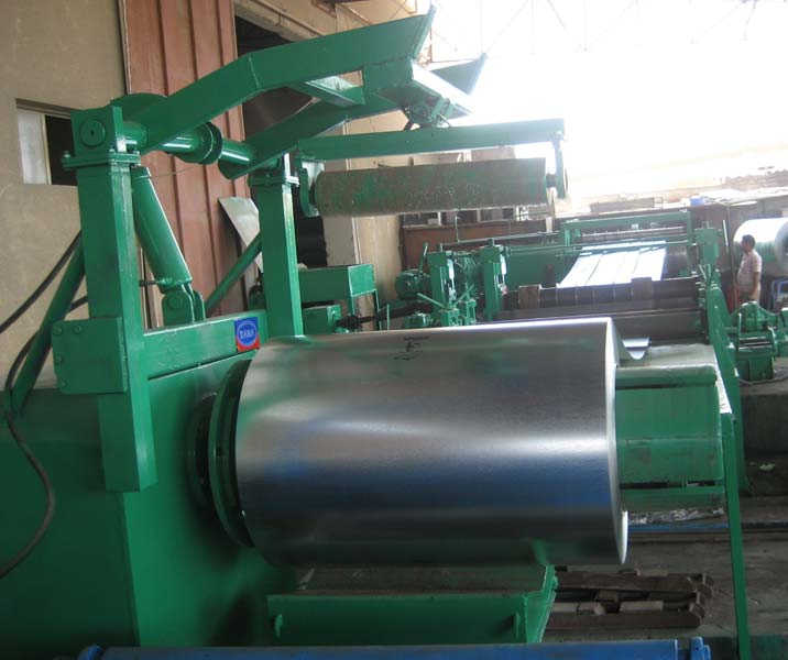 Coil Servicing - Slitting/Cut to Length in UAE