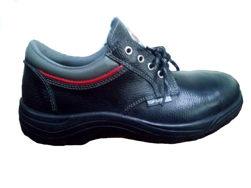 PSL Single Density Leather Derby Shoes