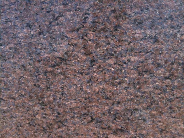 Cherry Brown Granite Stone
