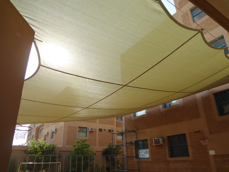 Schools & Courtyards Shade