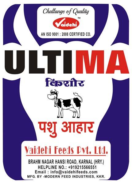 Ultima Kishor Mixture Feed Supplements