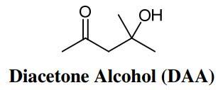 Alcohol (DAA)