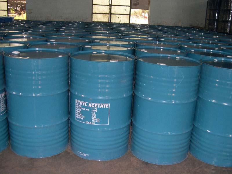 Liquid Ethyl Acetate