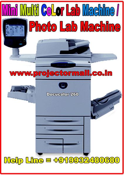 Mini Multi Color Lab Machine 01