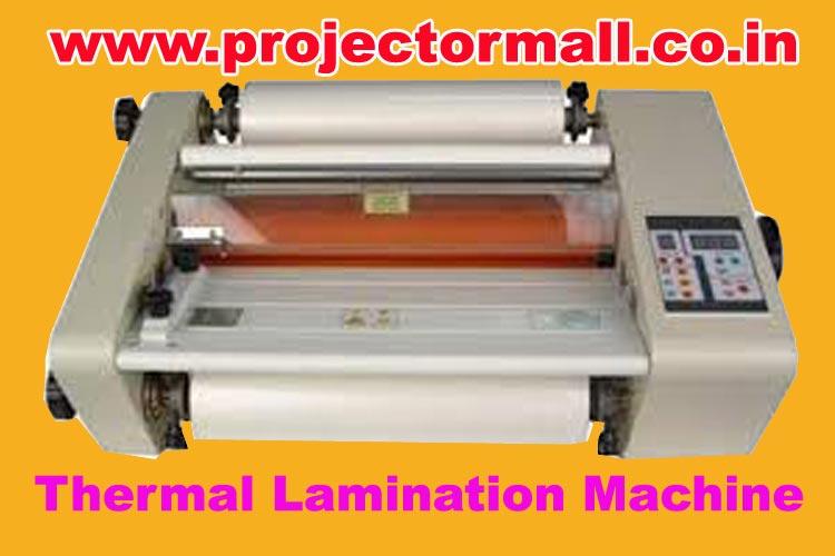 Thermal Lamination Machine 08