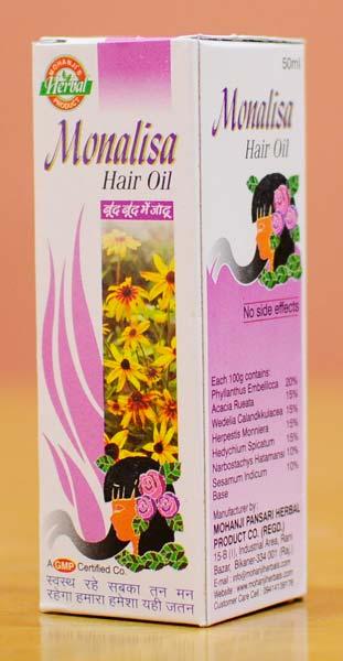 Monalisa Hair Oil