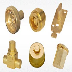 Brass Forged Bolts