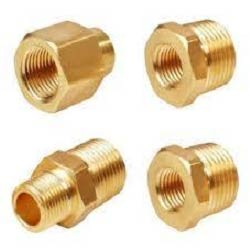 Brass Forged Nuts