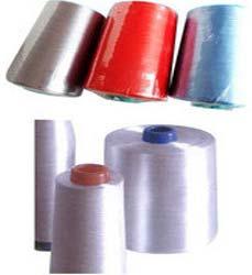 100% Polyester Melange Yarns