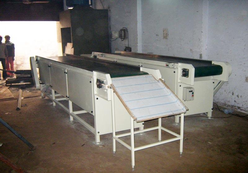 Industrial Conveyor Machine