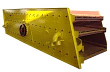 Circular Motion Screen Separator