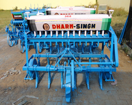 Tractor Operated Seed Drill